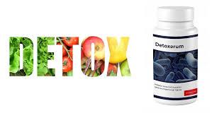 Detoxerum – producent – cena– allegro